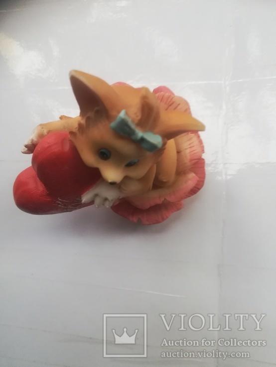Мышка в цветочке, фото №6