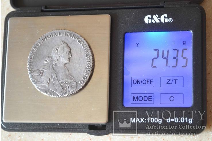 1 рубль 1768 года ММД-EI, фото №13