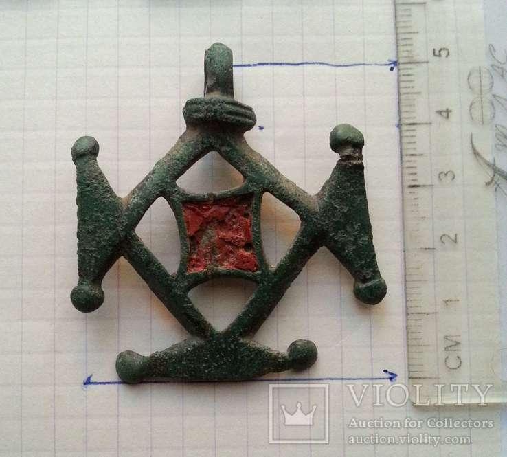 Крестообразная подвеска КК, фото №8