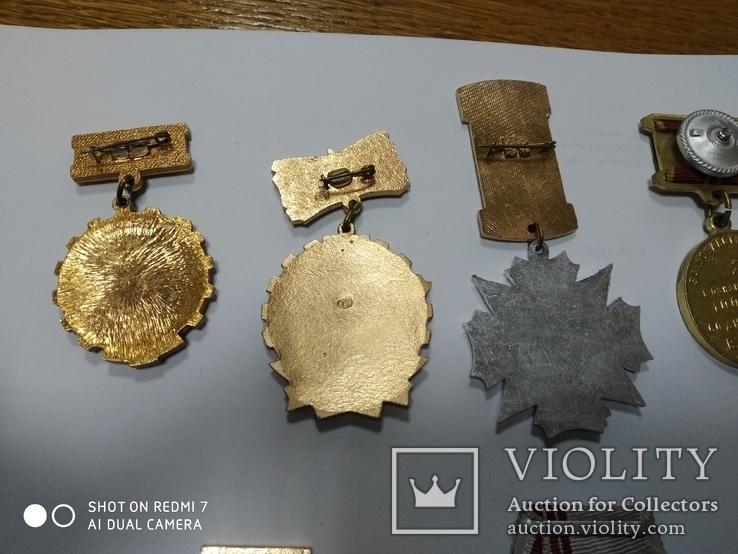 Медали и значки СССР, фото №8