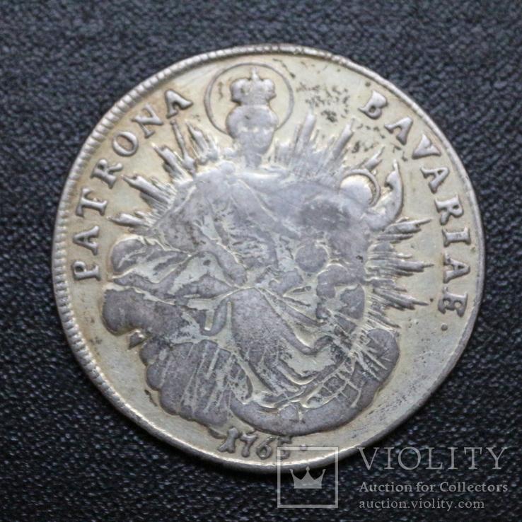 1 талер Бавария 1765, фото №3