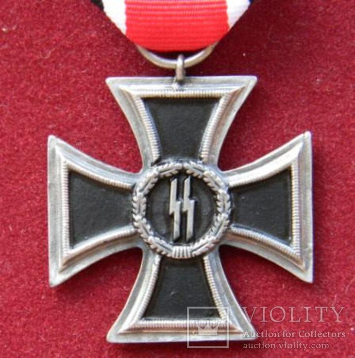 Железный крест II класса для СС, копия, фото №3
