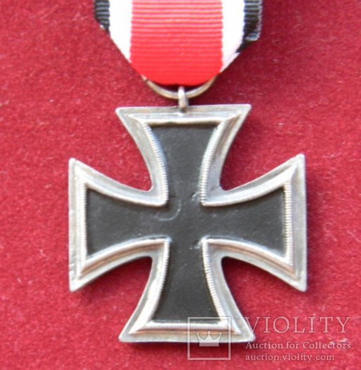 Железный крест II класса для СС, копия, фото №5
