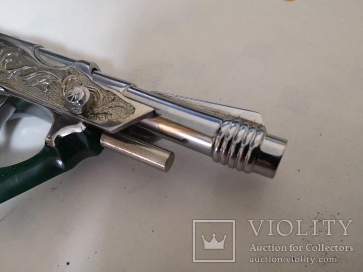 Пистолет-зажигалка, сделано в ИТК, фото №3