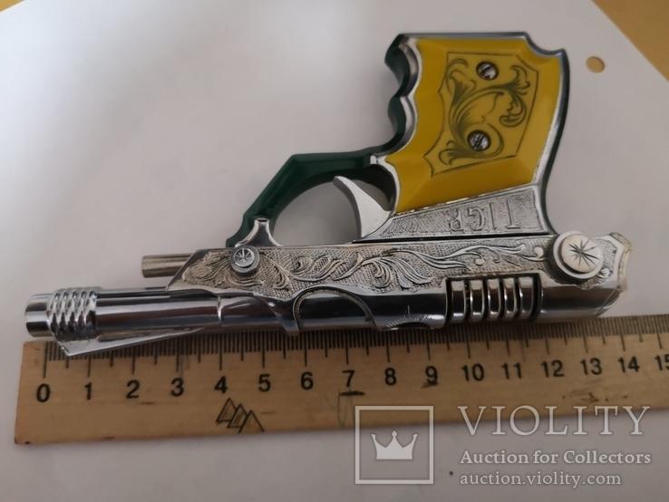 Пистолет-зажигалка, сделано в ИТК, фото №4