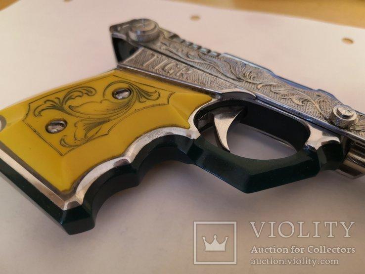 Пистолет-зажигалка, сделано в ИТК, фото №8