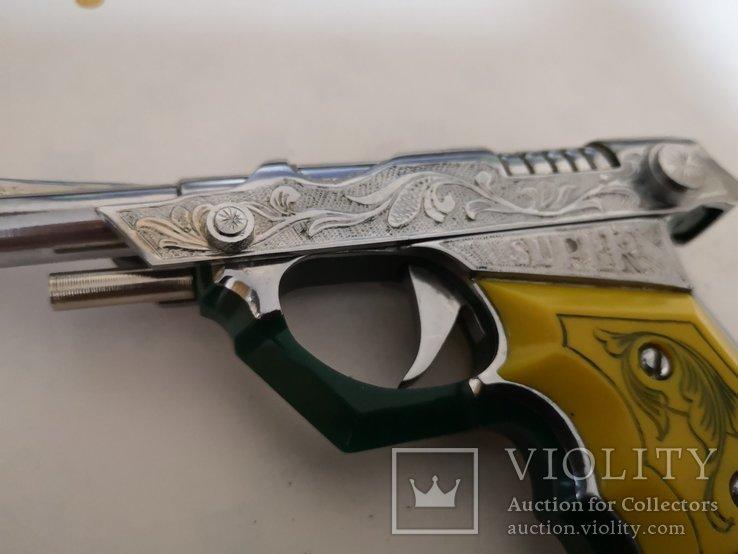 Пистолет-зажигалка, сделано в ИТК, фото №10