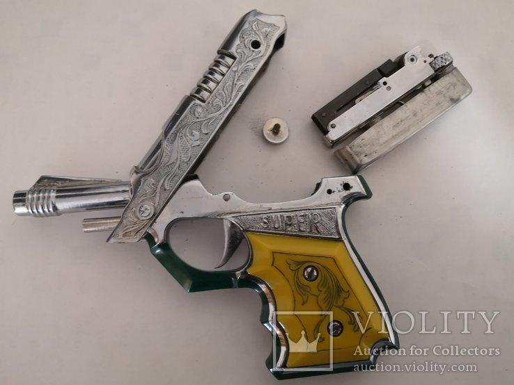 Пистолет-зажигалка, сделано в ИТК, фото №11