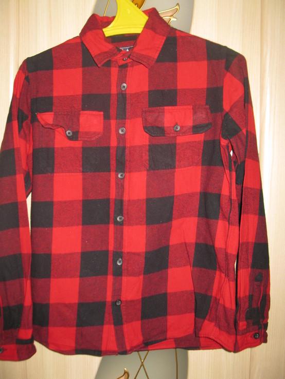Рубашка Rebel 12-13 лет.