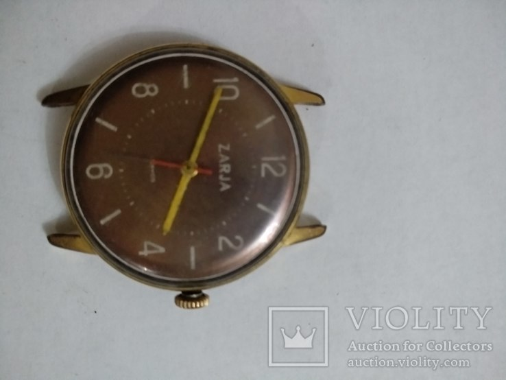 ZARJA  AU 10+  ( кольцо ), фото №3