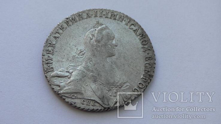 Рубль 1769 год