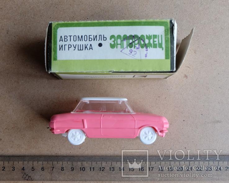 Автомобиль - игрушка Запорожец., фото №2