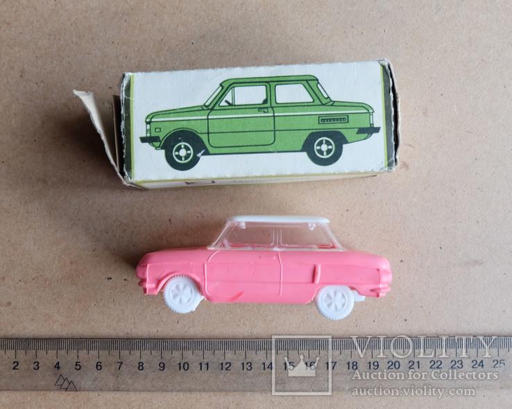 Автомобиль - игрушка Запорожец., фото №3