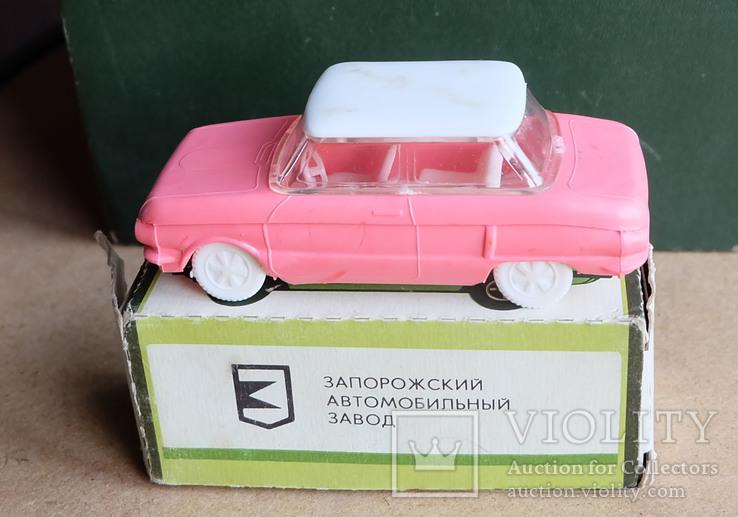 Автомобиль - игрушка Запорожец., фото №7