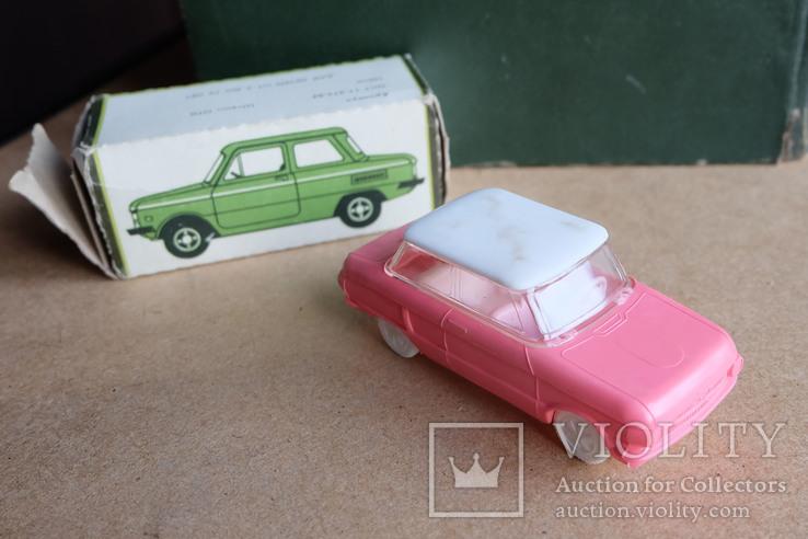 Автомобиль - игрушка Запорожец., фото №8