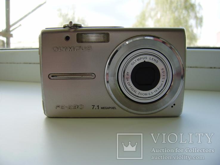 Olympus - хороший фотоаппарат Олимпус из Германии., фото №2