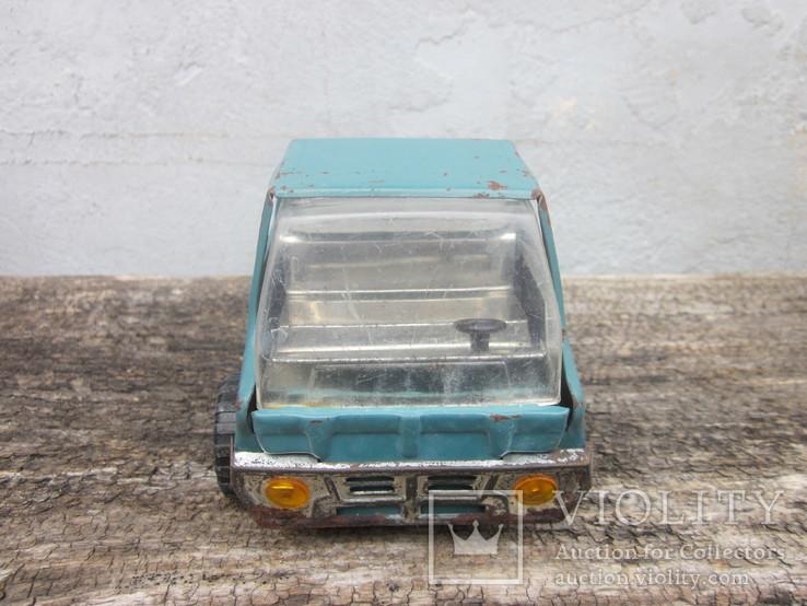Металлический грузовик из ссср, фото №4