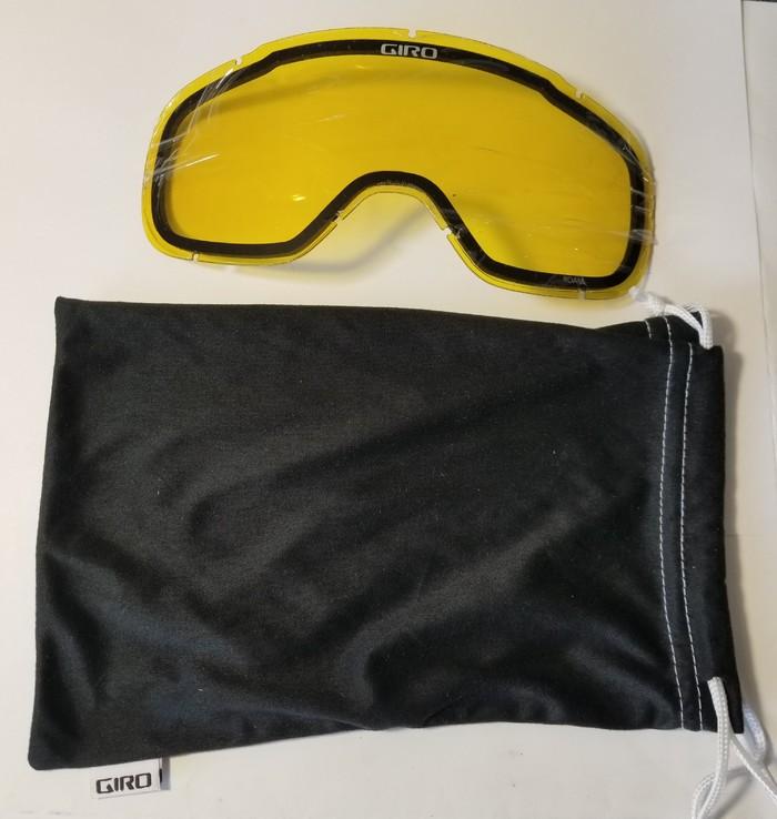 Защитное стекло на горнолыжную маску Giro Roam