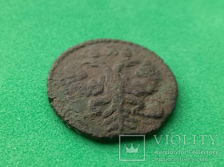Полушка 1730 год, фото №7