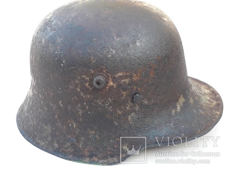 Германская каска М16 (рогач, штальхельм, Stahlhelm), Первая мировая война