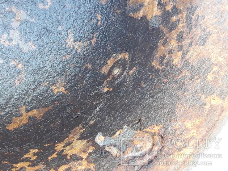 Германская каска М16 (рогач, штальхельм, Stahlhelm), Первая мировая война, фото №12