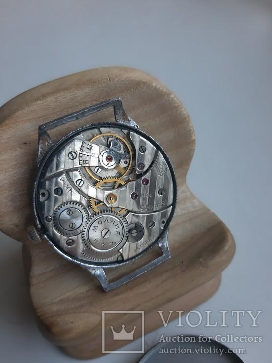 Часы Молния наручка 4шт, фото №7