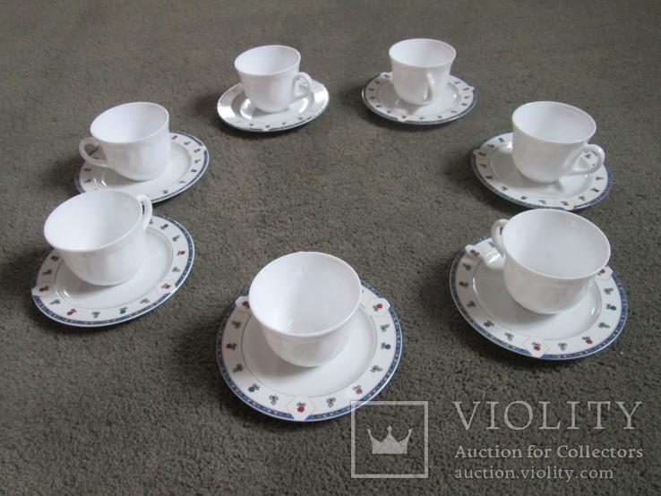 Семь чайных пар Франция., фото №3