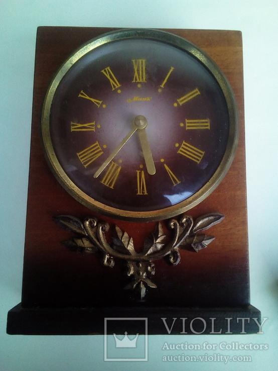 Винтажные часы Маяк., фото №2