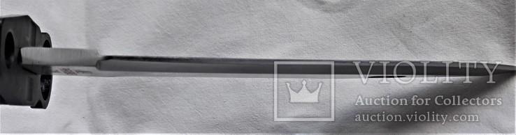 Штык-нож М9 №МК0433115, в родном чехле, Вооруженные Силы США, фото №10