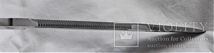 Штык-нож М9 №МК0433115, в родном чехле, Вооруженные Силы США, фото №11