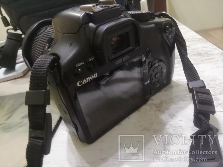 Canon 450D с объективом Sigma 18-200 DC OS, фото №5