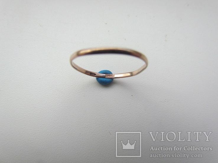 Кольцо обручальное золото 375 пр. ( лом ), фото №4