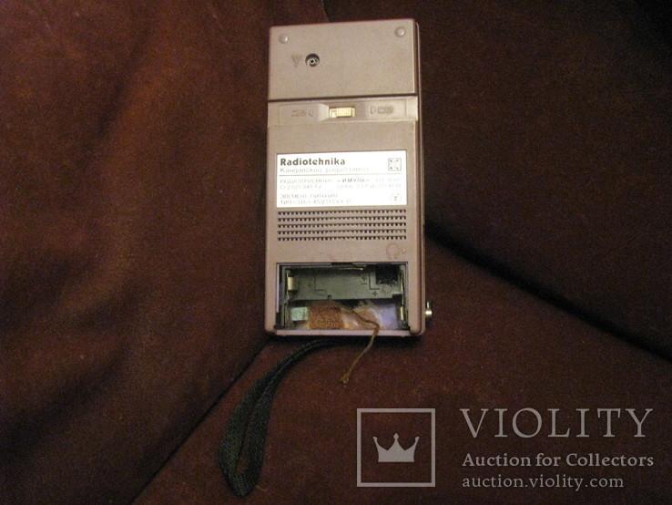 Транзисторный радиоприёмник - Имула - СССР., фото №3