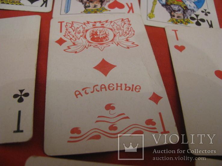 Чехол для карт и карты СССР., фото №8