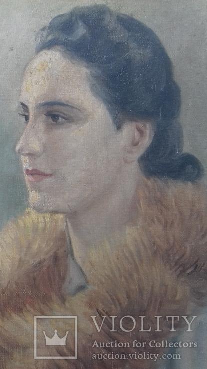 Картина с Автографом и годом., фото №6