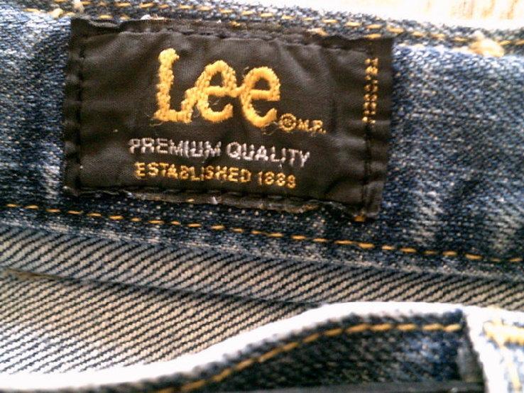 LEE - фирменные джинсы, фото №8