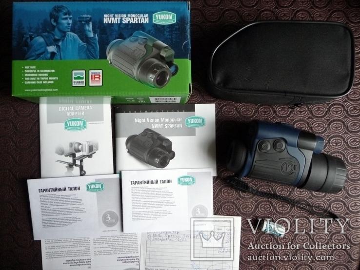 Прибор ночного видения Yukon 3*42 WP+крепление для экшн-камер\фото\видео, фото №2