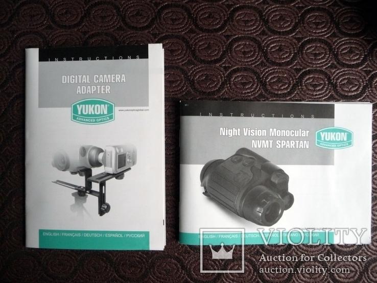 Прибор ночного видения Yukon 3*42 WP+крепление для экшн-камер\фото\видео, фото №8
