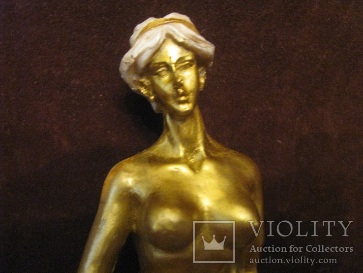 Статуэтка - Венера № 1., фото №5