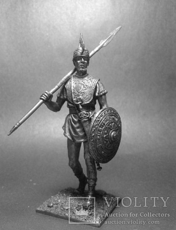 Древние италики. Воин Вилланова. 7 век до н.э., фото №2