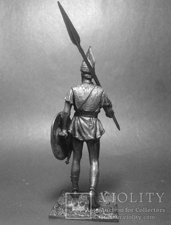 Древние италики. Воин Вилланова. 7 век до н.э., фото №5