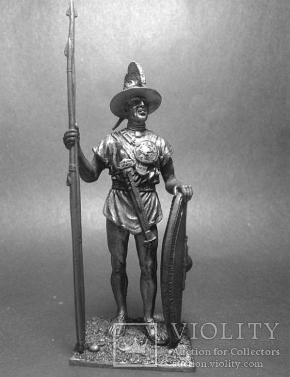 Древние италики. Воин вольсков. 4-5 век до н.э., фото №2