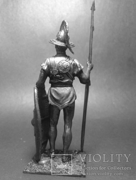 Древние италики. Воин вольсков. 4-5 век до н.э., фото №4