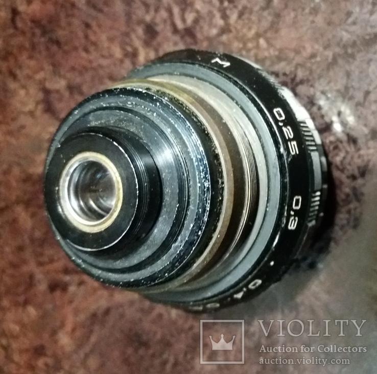 Широкоугольный объектив МИР-11М, фото №4