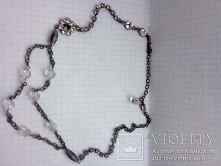 Ожерелье Горний хрусталь, фото №3
