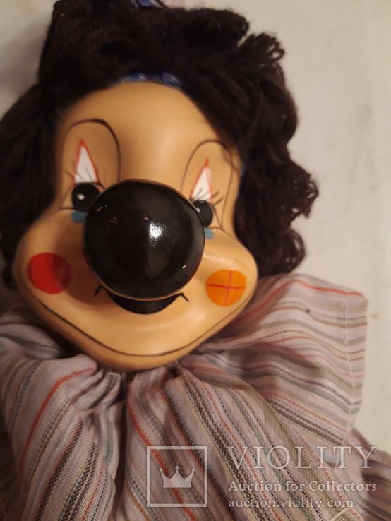 Коллекционный клоун, фото №2