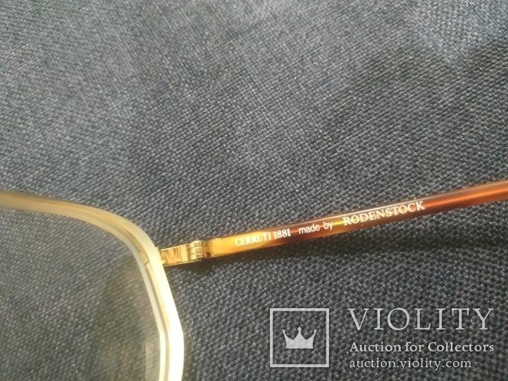 Винтажные очки, фото №3