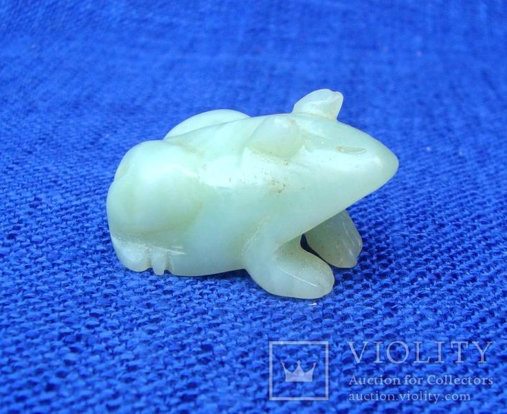Слон и лягушка из оникса. Германия., фото №8
