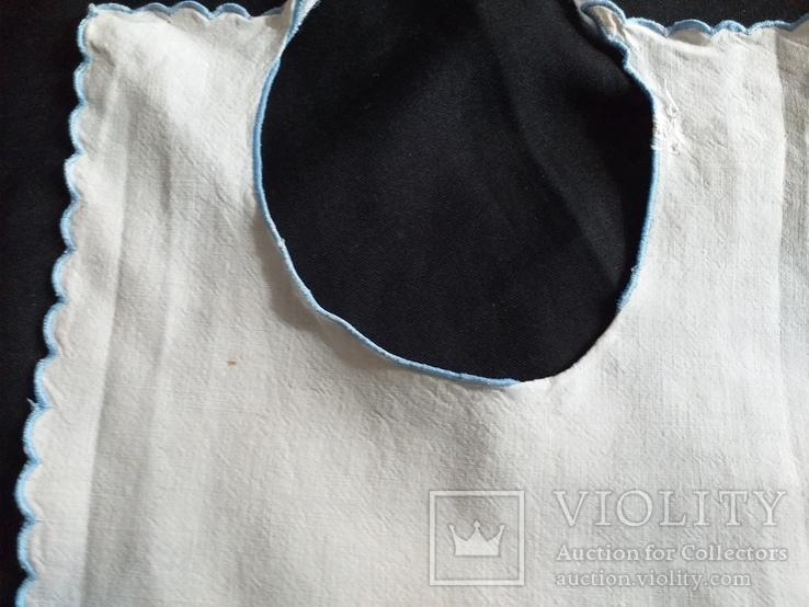 Слюнявчики  птички винтажные, фото №5