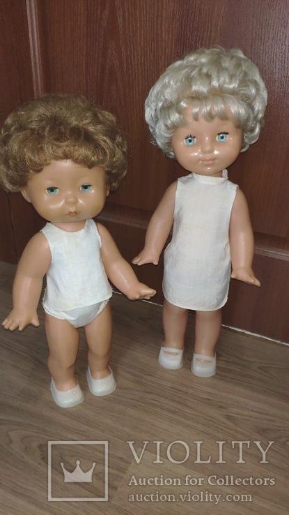 Кукла ссср 2 шт